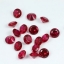 wholesale round synthetic ruby corundum stone
